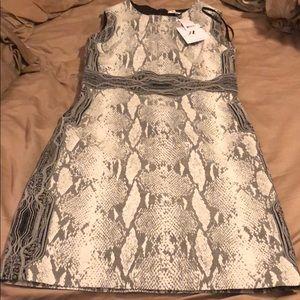 NWT DVF dress size 8